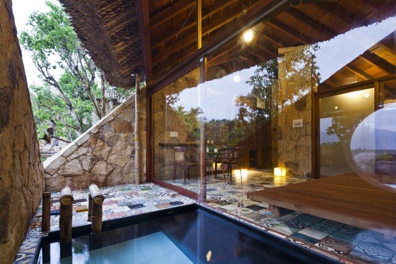 Nine spa i resort hot mineral spring for 2 the nines salon